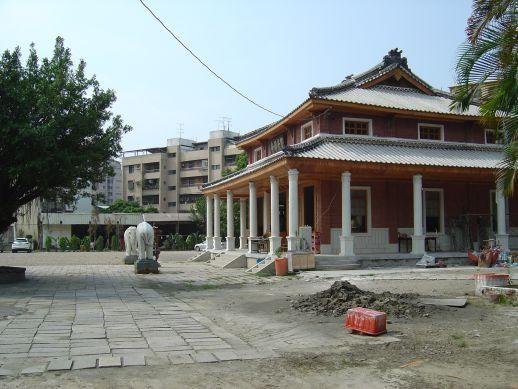 宝覚寺の建物
